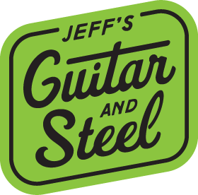 Jeff's Guitar & Steel Logo